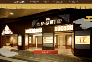 阪急かっぱ横町商店会